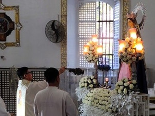 Flores de Mayo Starts Today in Solemnity