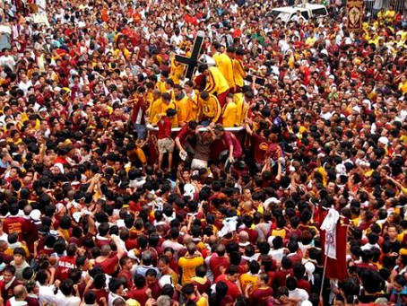 Parish to Join in Black Nazarene Celebrations