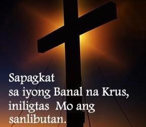 """Fr. Cabral launches Lenten Booklet """"Sa Daan ng Krus"""""""
