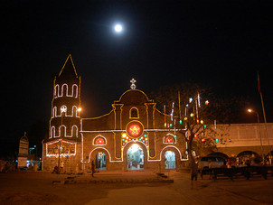 Schedule of Masses for Christmas Season