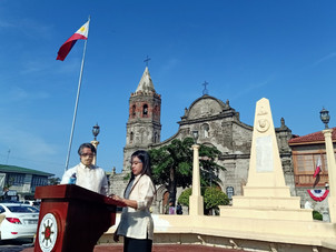 Opening of Malolos Congress Remembered Today