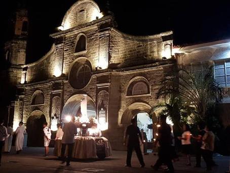 Parish Institutes Marian Dawn Procession