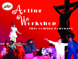 Youth Commission to Hold Acting Workshop