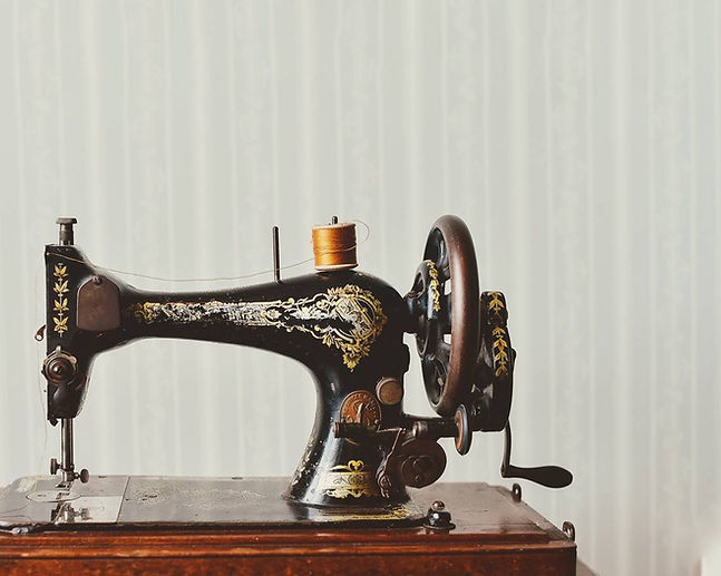 Classic Sewing Machine