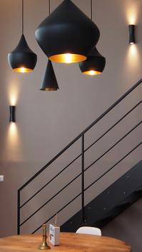 CYRANO Mezzanine sur mesure et éclairage