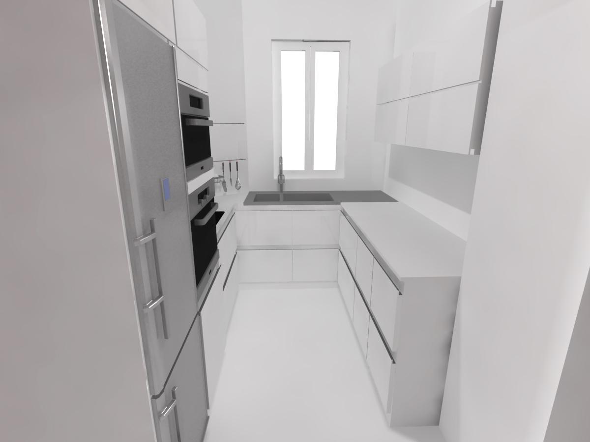 Appartement : Paris 16