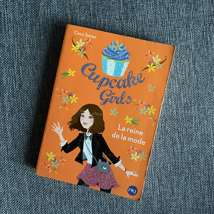 Cupcake girls, la reine de la mode