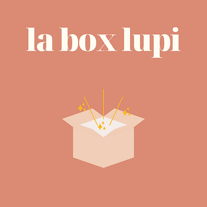 La box LUPI