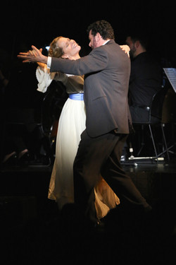 Rebecca Luker & Bradley Dean