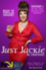 Jackie Cox Drag Queen