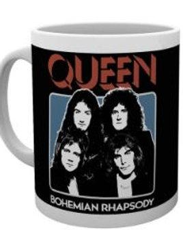 307116F | Mug | Queen Boxed Mug Bohemian Rhapsody 10oz