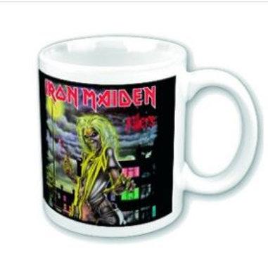 264362G   Mug   Iron Maiden Boxed Mug Killers