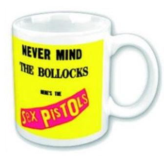 263501U | Mug | Sex Pistols Boxed Mug  | Never Mind The Bollocks