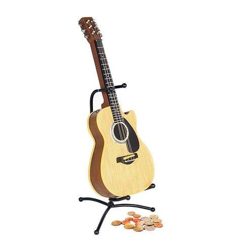 2549412 | Gift | Money Box | Acoustic guitar money box