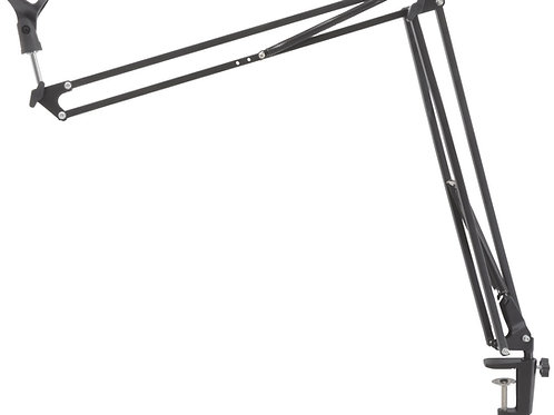 180.002 | Microphone Stand | Studio Swivel Microphone Boom Arm