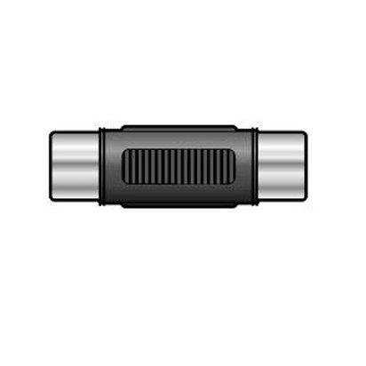 761.260 | Adaptor | Coupler RCA Socket – RCA Socket