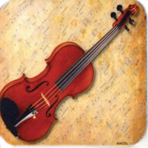 2367813 | Coaster | Drinks Coaster Violin