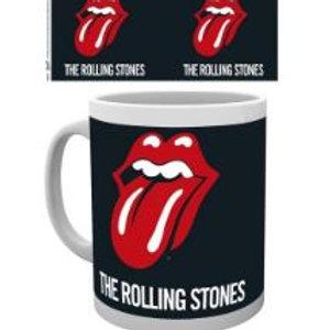 291558E | Mug | Rolling Stones Boxed Mug Logo