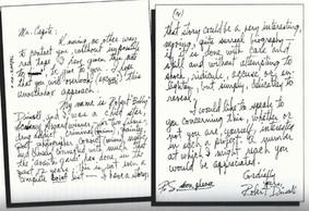 Truman Capote Letter