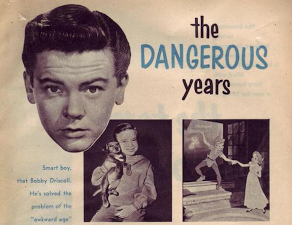 the dangerous years