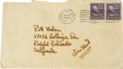 July 18th envelope