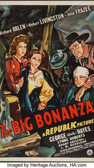 The Big Bonanza