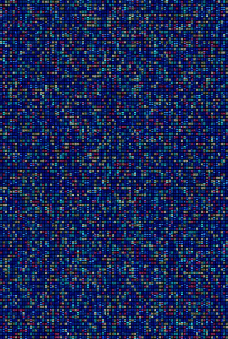 Metamorphosis 18-B-06, 193.9x130.3cm, 14