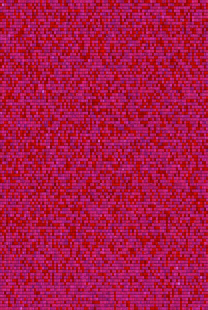 Metamorphosis 19-R-05, 193.9x130.3cm, 14