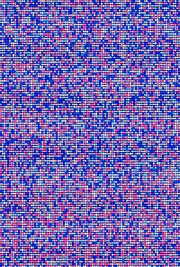 Metamorphosis 18-B-07, 193.9x130.3cm, 14