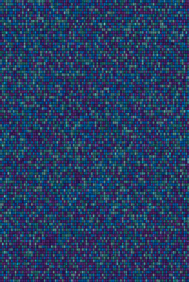 Metamorphosis 19-B-05, 193.9x130.3cm, 14