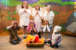 Children's Pic Pageant (Shepherds)
