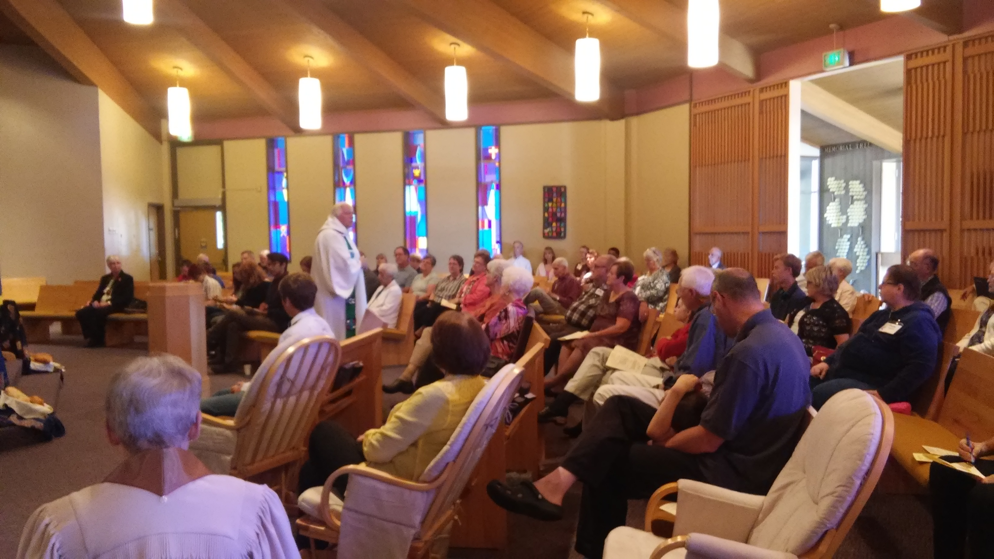 Congregation at DUMC