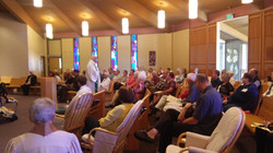 Congregation at DUMC