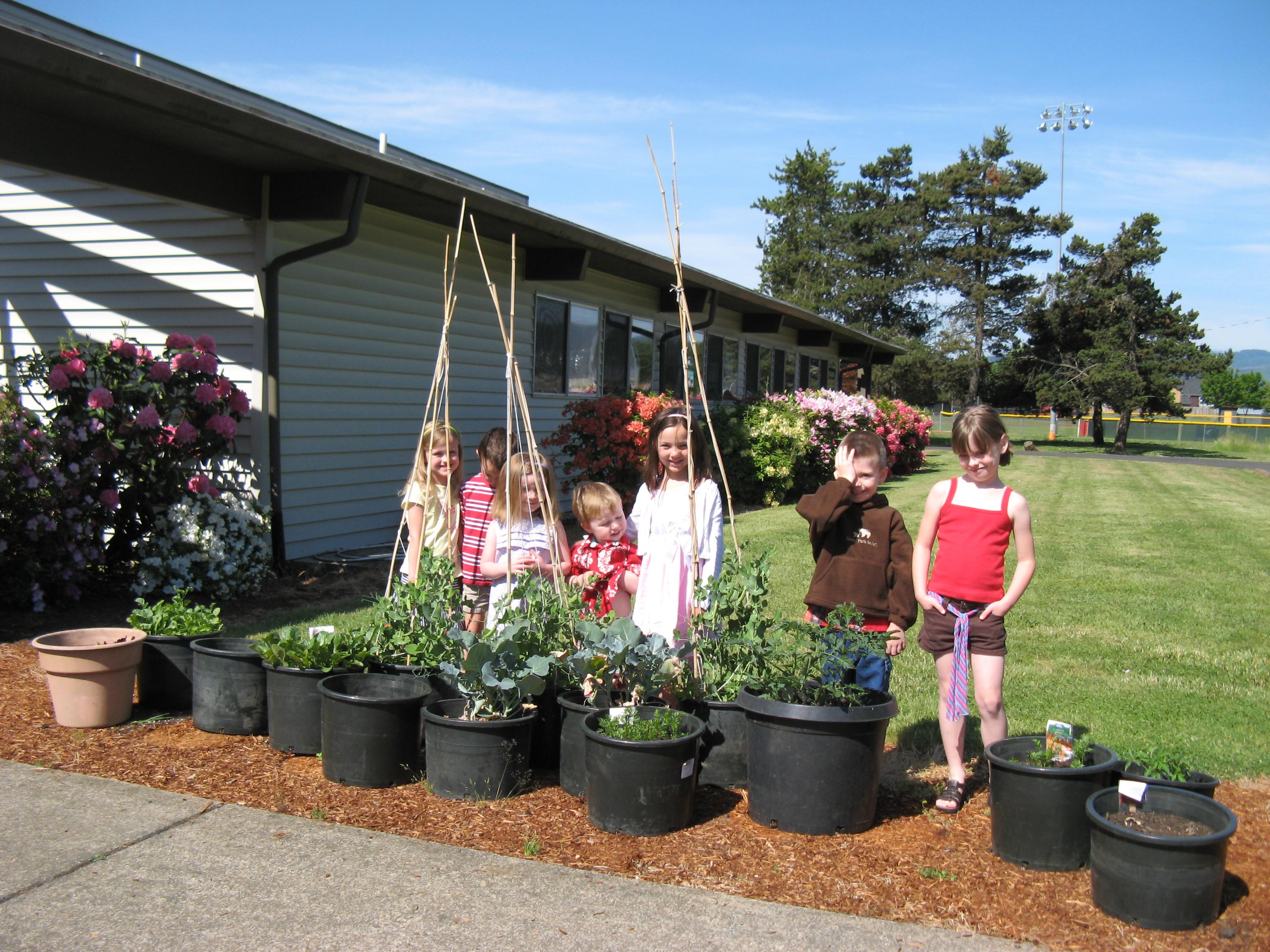 Girl Scout Garden