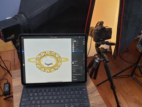 "27"" iMac 2020 & 12.9"" iPad Pro 2020: Great for Tethered Shooting & Photo Retouching!"