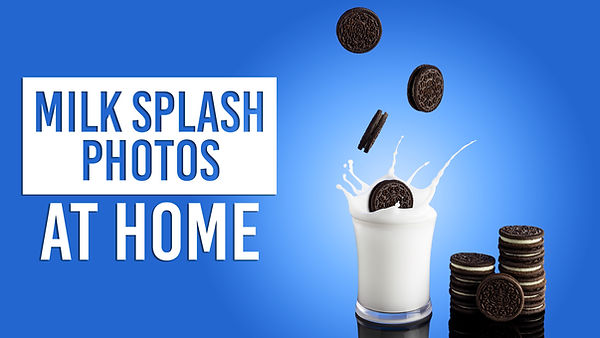 Milk Splash Photos at Home - Thumbnail.j