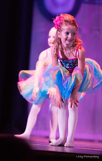 Pink Ballet Costume