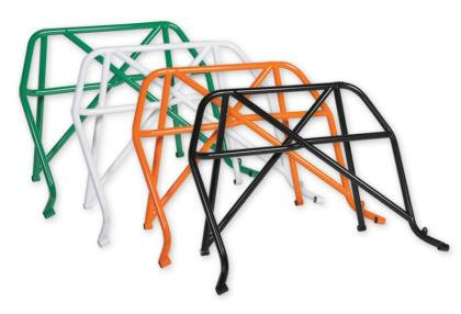 901 996/997 Coupe 4 Point Harness/Roll Bar