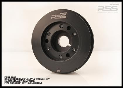 608 Underdrive Pulley & Wrench Kit