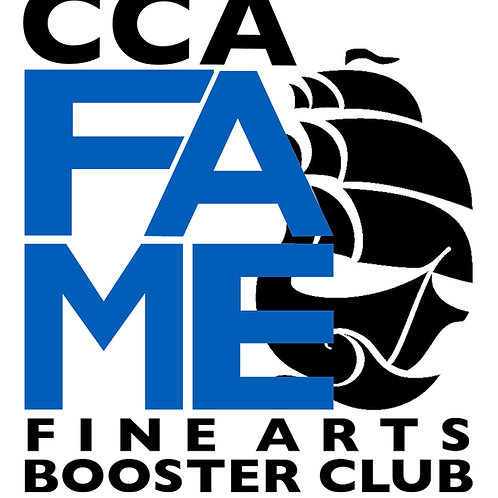 CCA Fame Window Decal