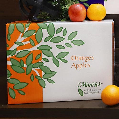1 - 18 Oranges/18 Braeburn