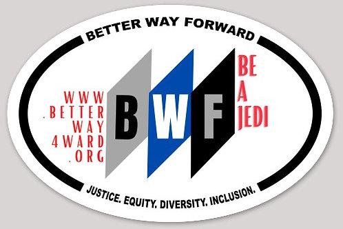 BWF Sticker