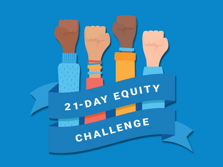 21-Day Equity Challenge