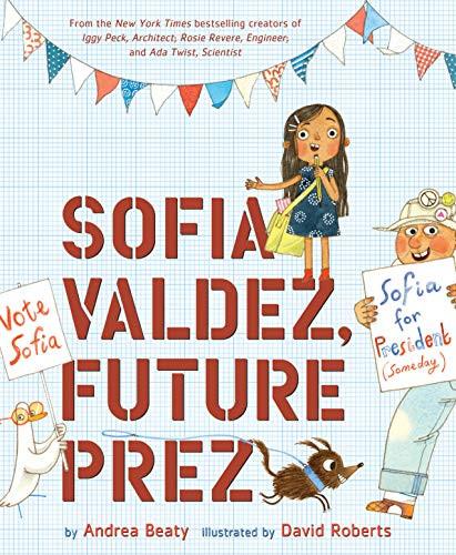Sofia Valdez, Future Pres