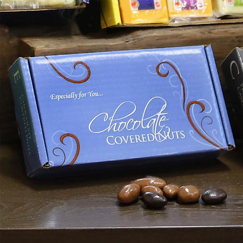 E - Chocolate Covered Mixed Nuts