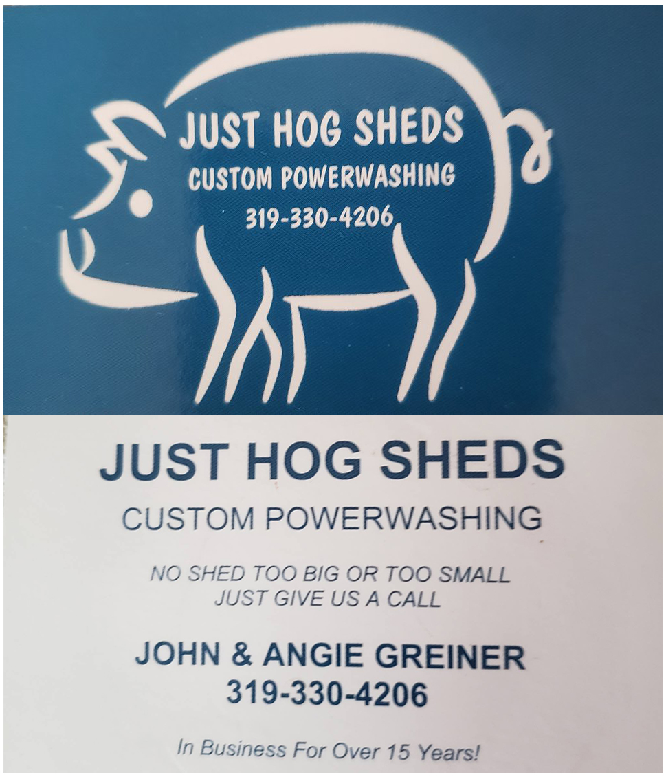 Just Hog Sheds