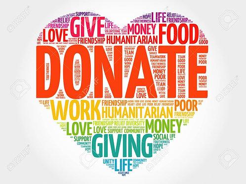 BWF Donation