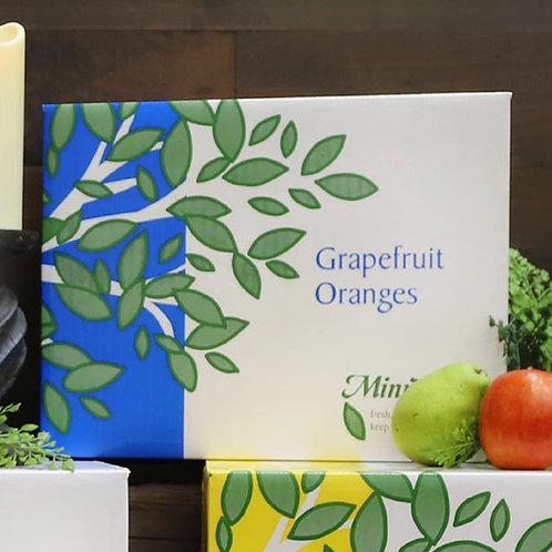 5 - 11 Grapefruit/18 Oranges