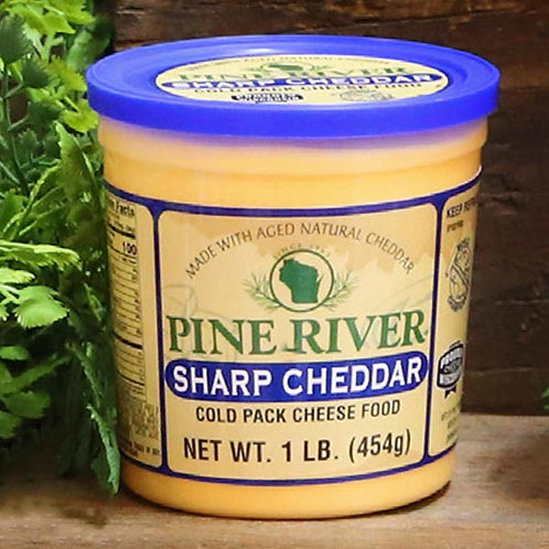 I  - Sharp Cheddar Cheese Spread