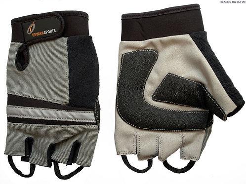 Revara Sports Glove Grey - small